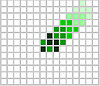 Glider Pattern, Game of Life